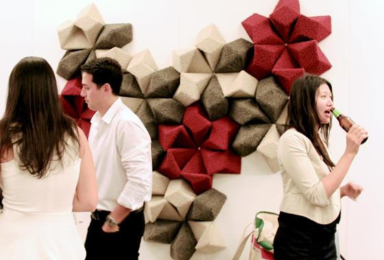 Using Carpet Tiles On Walls Vidalondon