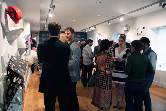 On Thursday, May 15th, we celebrated the opening of  Making it in NYC: The Era of New Manufacturing