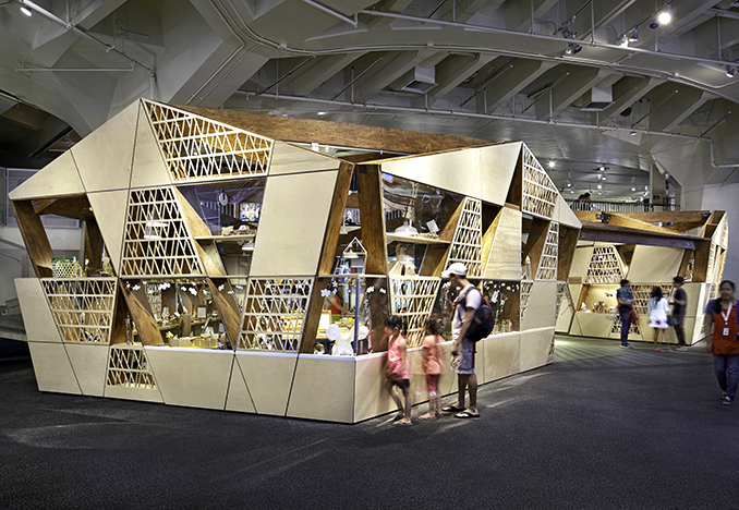 Photograph By John Muggenborg New York Hall Of Science Design Lab 2014